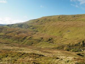 Looking back at Deepdale Haw