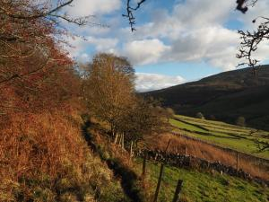 The path above Yockenthwaite