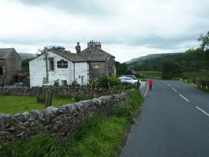 Passing the Old Hill Inn